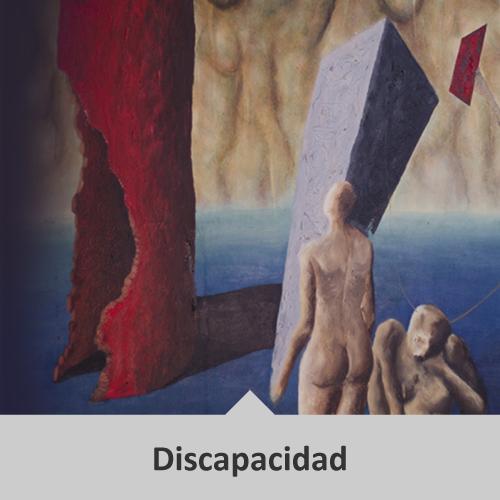 Imagen abstracta. Temática: Discapacidad